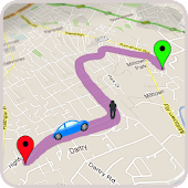 GPS Route Finder APK for Bluestacks