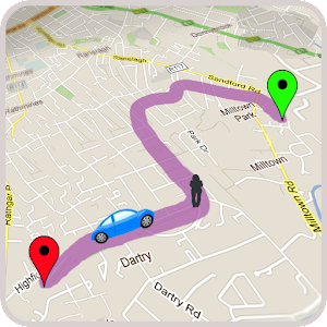 GPS Route Finder 2.0.9