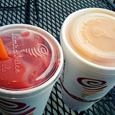 Jamba Juice Peach Pleasure