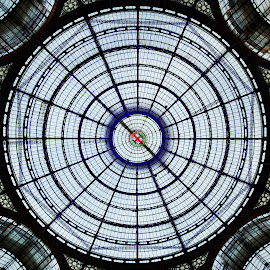 Ottagono by Gianni Pezzotta - Buildings & Architecture Architectural Detail ( gallery, ceiling, architecture, milano, Architecture, Ceilings, Ceiling, Buildings, Building )