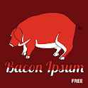 Bacon Ipsum FREE icon
