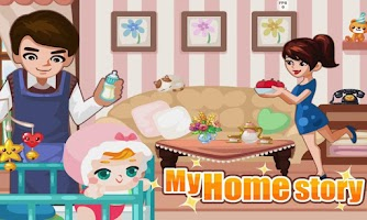 Screenshot of My Home Story