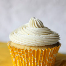 Zesty Lemon Cupcakes