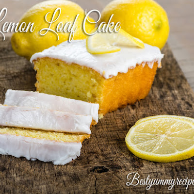 Starbucks Lemon Loaf Cake
