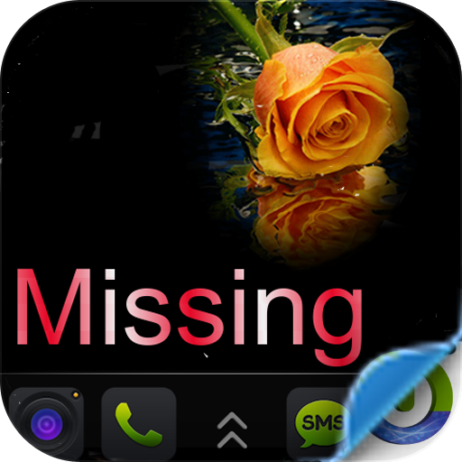 The Missing Rose - MagicLocker 個人化 LOGO-阿達玩APP