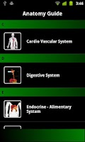 Screenshot of Anatomy Guide (Pocket Book)