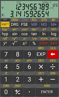 Free Download RealCalc Scientific Calculator APK for Samsung