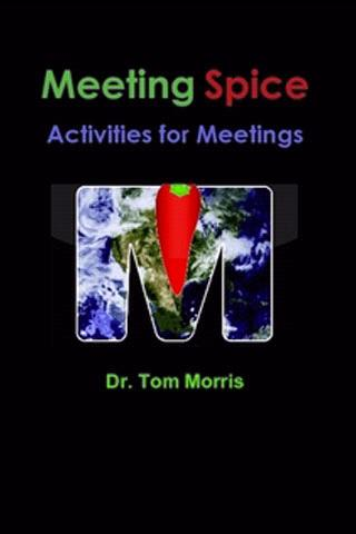 Spice Activities for Meetings