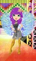 Screenshot of Dress Up! Cute Girl