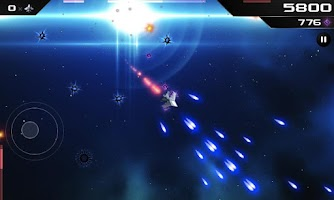 Screenshot of SCAWAR Space Combat