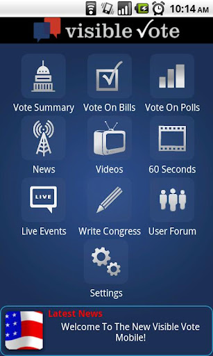 Visible Vote Mobile