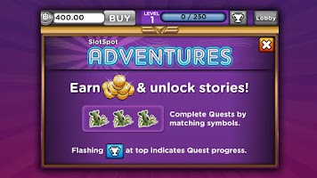 Screenshot of SlotSpot - Slot Machines