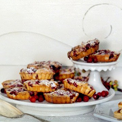 Salli's Cranberry Tartlets