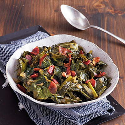 Balsamic Collard Greens