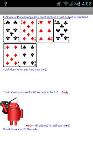 【免費娛樂App】Magic Andy-APP點子