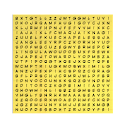 Word Search Tab icon