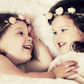 Love between sisters by Lucia STA - Babies & Children Toddlers