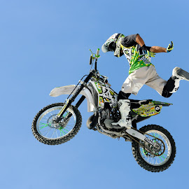 Freestyle Contest by Jens Fischer - Sports & Fitness Motorsports ( motocross, fmx, motorcycle, contest, motorsport, freestyle,  )