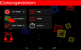Screenshot of Colorgeddon Full free