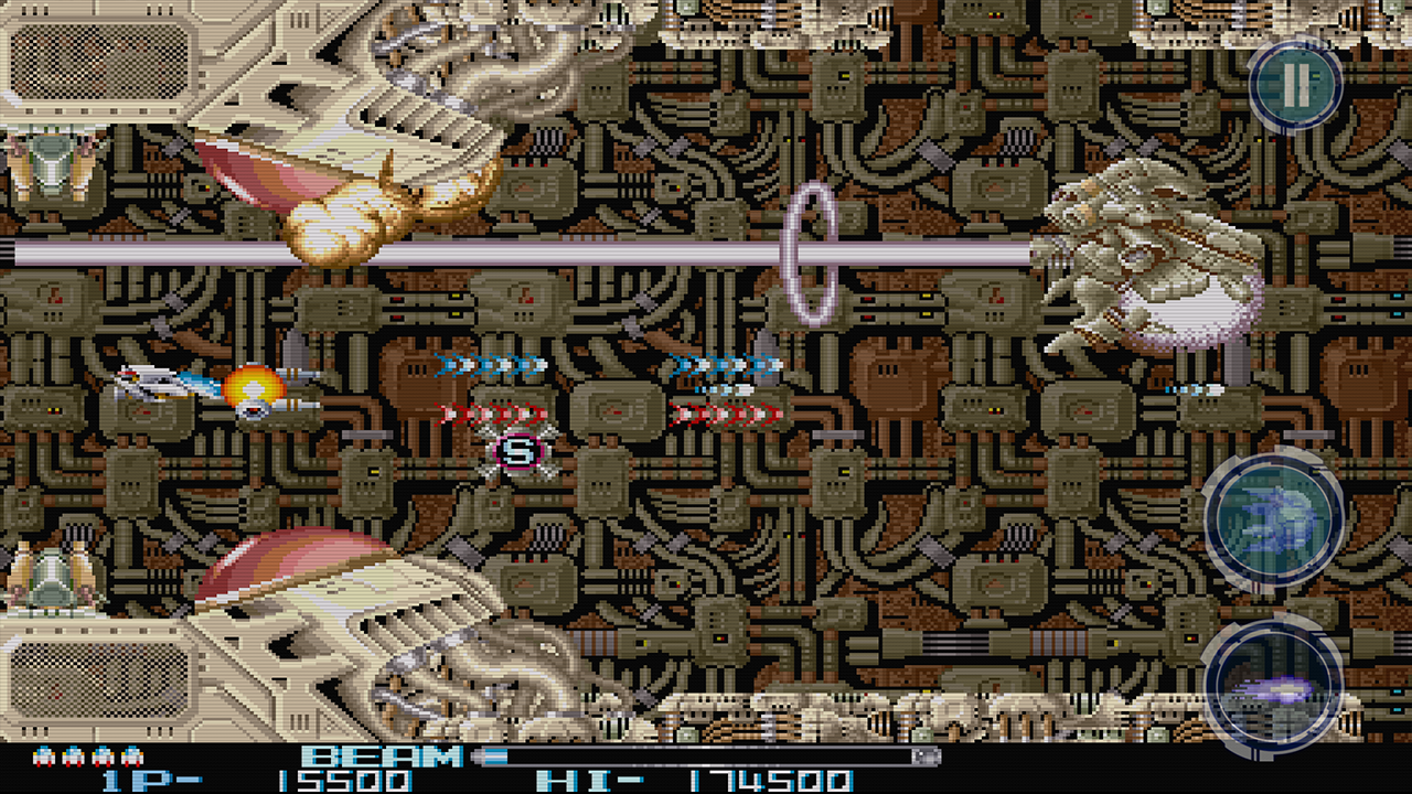 R-TYPE II Screenshot 2