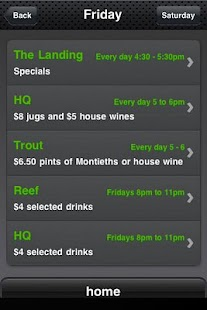 Wanaka Happy Hour - screenshot
