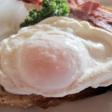 Best Poached Egg On Toast . . .ever!