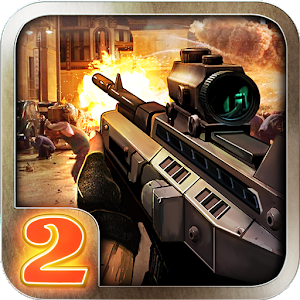 Death Shooter 2:Zombie killer unlimted resources
