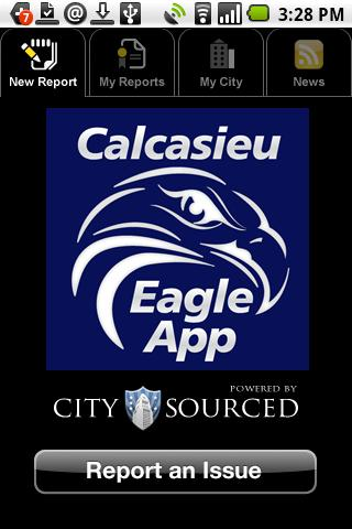 Calcasieu Parish Eagle App