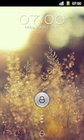 Screenshot of GhostSlider - MagicLockerTheme