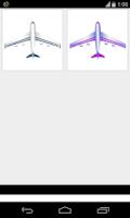 Screenshot of airplane parking game