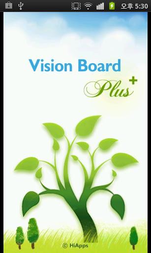 비밀 포토 다이어리 Vision Board 비전보드