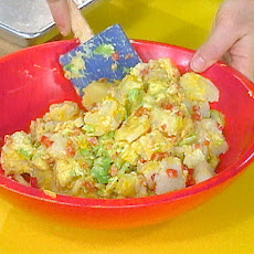 Yellow Mustard Potato Salad
