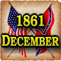 1861 Dec Am Civil War Gazette icon