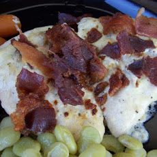 Bacon Ranch Slow Cooked Chicken