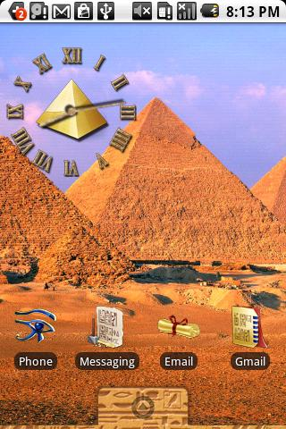 Egyptian Theme HD