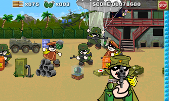 Screenshot of Operation wow