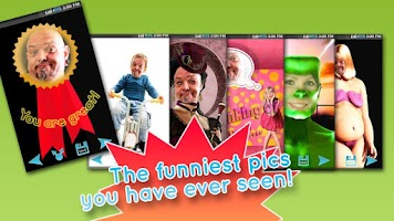 Screenshot of Photo Fun - Funny Pics Creator