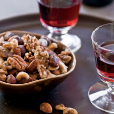 Sara Kate Gillingham-Ryan's Maple-Bacon Spiced Nuts