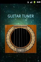 Screenshot of Guitar Tuner Pro