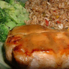 Teriyaki-Ific Pork Chops