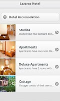 Screenshot of Upg Hotels Sample