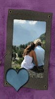 Screenshot of Love Picture Frames