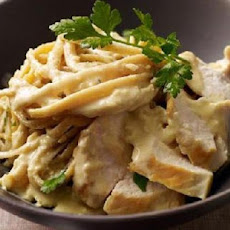 Chicken and Pasta Alfredo - Weight Watchers