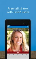 Screenshot of Line2 - Second Phone Number