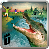 Game Swamp Crocodile Simulator 3D APK for Windows Phone