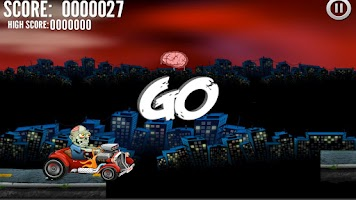 Screenshot of Monster Joyride