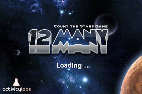 12 Many - Count the Stars - screenshot