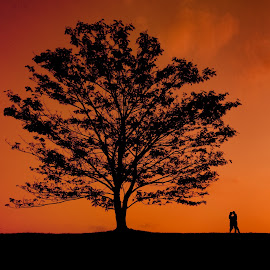 Endless by Rey Emilio Talam - Wedding Other ( reytalamphotography, silhouette )