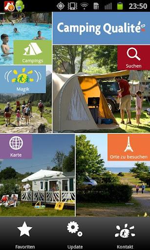 Campingführer Camping Qualité