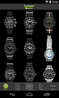 Screenshot of traser® H3 – Swiss made watch